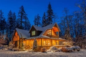 The Magnetism of the Chalet | 7 Awe-Inspiring Chalets in the United States