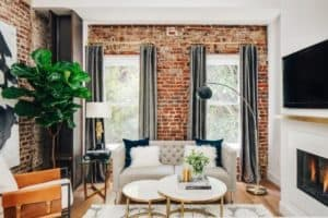 Laid Bare: 5 Homes with Handsome Exposed Brick