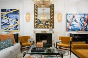 5 Homes on Architectural Digest's 2021 AD100 List