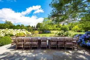 Inside a Quintessential Hamptons Estate