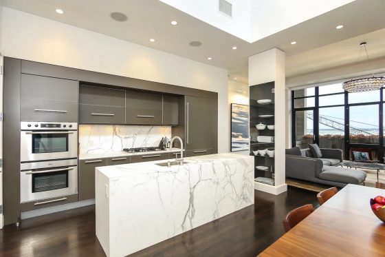 Video of the Week: Take a Virtual Tour of a Striking Brooklyn Heights Condo