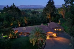 Video of the Week: Take a Virtual Tour of an Adobe Style Ranch in Napa, California