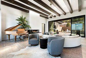 "Inside Santa Fe's ""Sky House"""